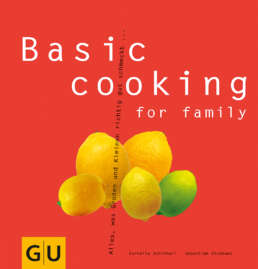 Basic cooking for family - Buch (Softcover)
