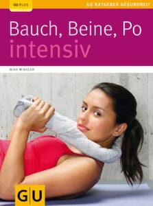 Bauch, Beine, Po intensiv - Buch (Softcover)