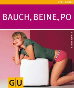 Bauch, Beine, Po - Buch (Softcover)