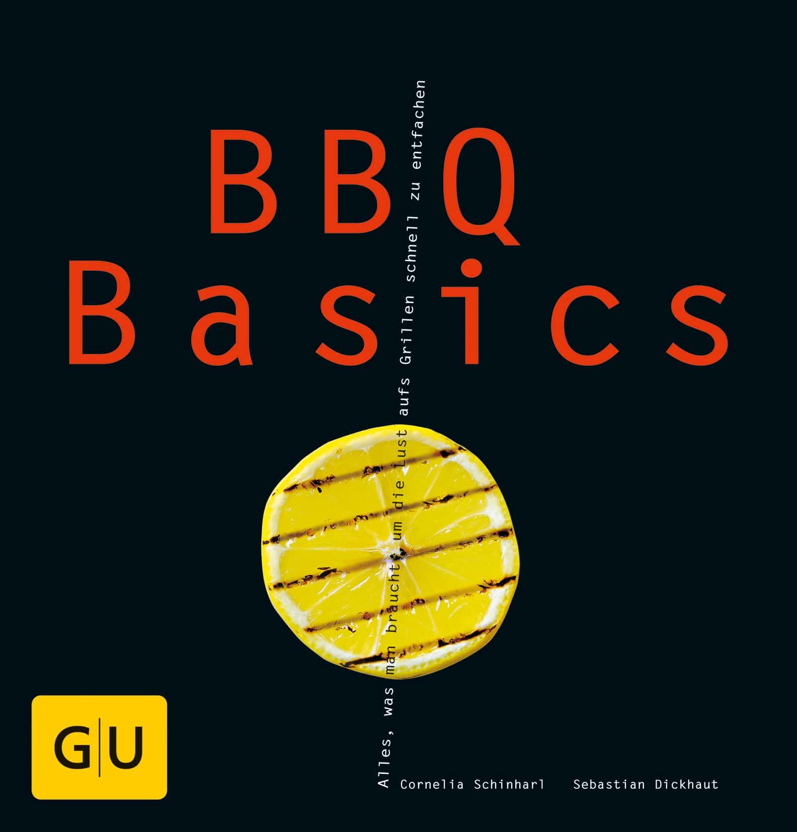 BBQ Basics - Buch (Softcover)