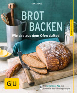 Brot backen - Buch (Softcover)