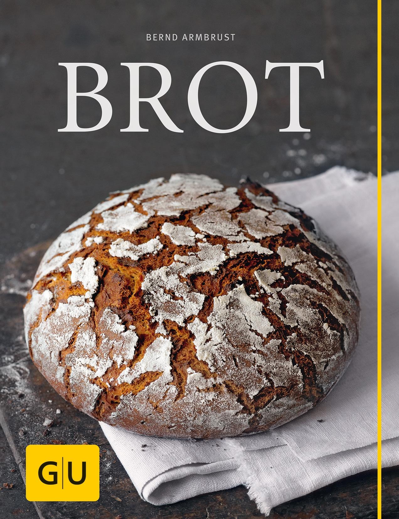 Brot - Buch (Hardcover)