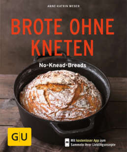 Brote ohne Kneten - Buch (Softcover)