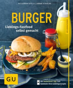 Burger - Buch (Softcover)