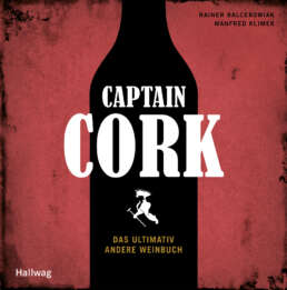 Captain Cork - Buch (Softcover)
