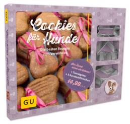 Cookies für Hunde - Buch (Hardcover)