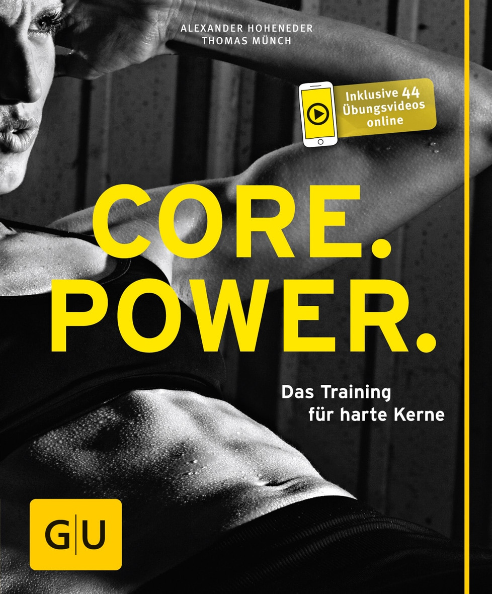 Core Power - Buch (Softcover)