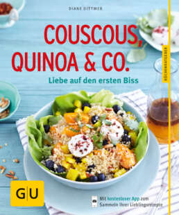 Couscous, Quinoa & Co. - Buch (Softcover)