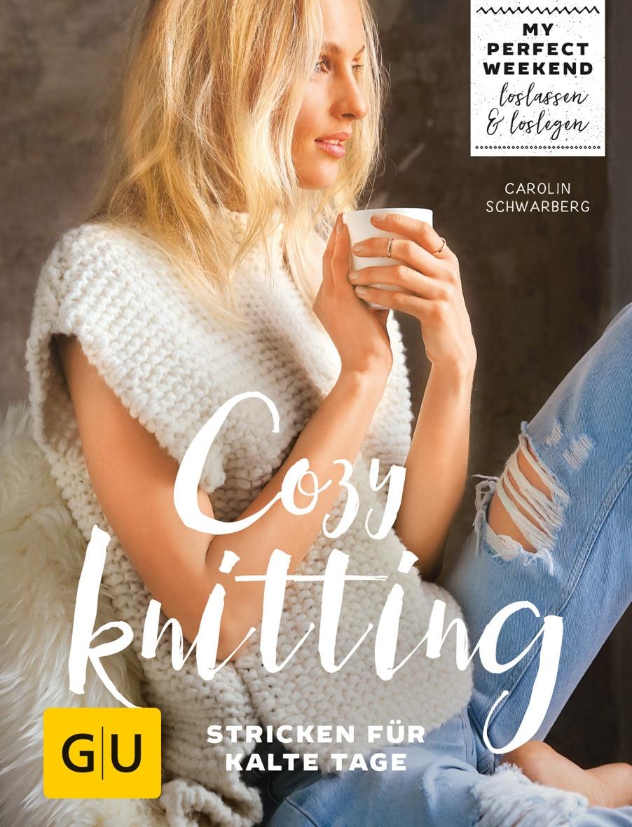 Cozy knitting - Buch (Hardcover)