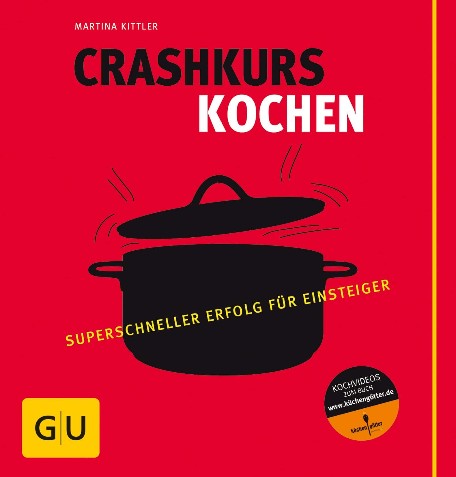 Crashkurs Kochen - Buch (Softcover)