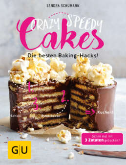 Crazy Speedy Cakes - Buch (Hardcover)