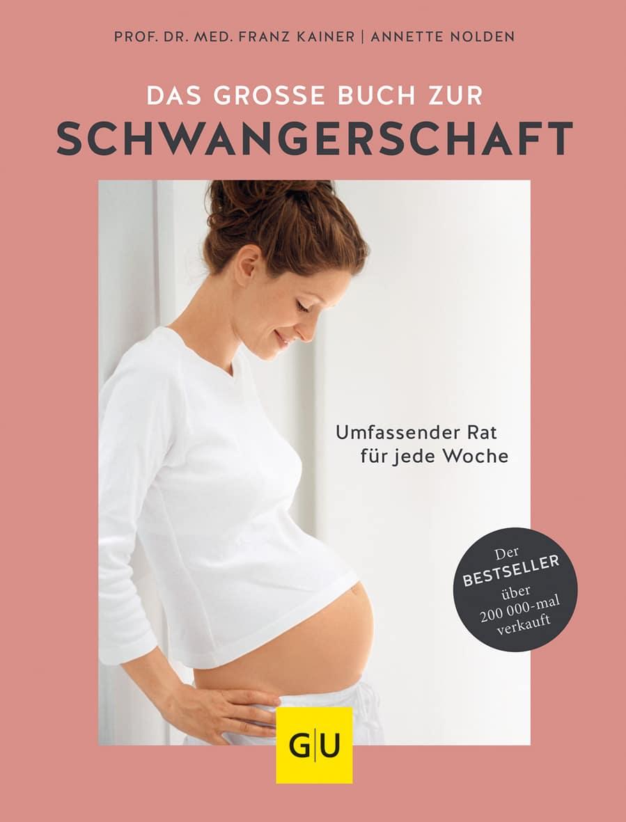 Das große Buch zur Schwangerschaft - Buch (Hardcover)