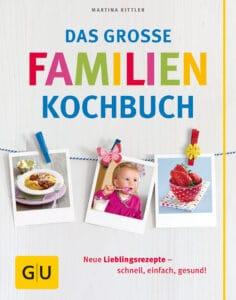 Das große Familienkochbuch - Buch (Hardcover)