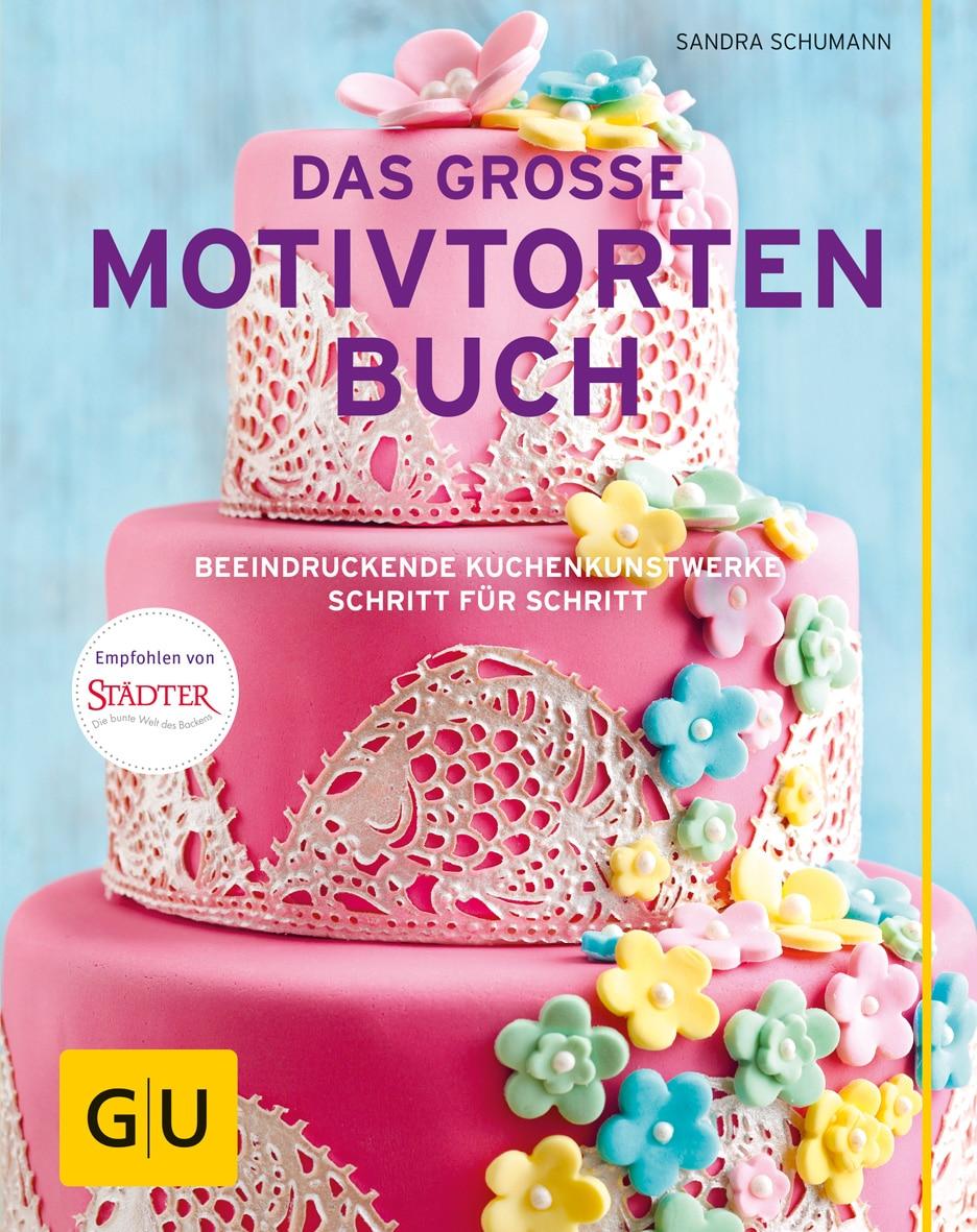 Das große Motivtortenbuch - Buch (Hardcover)