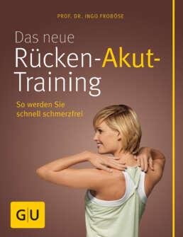 Das neue Rücken-Akut-Training - Buch (Softcover)