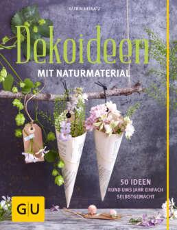 Dekoideen mit Naturmaterial - E-Book (ePub)