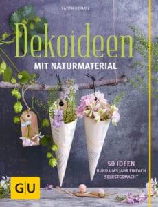 Dekoideen mit Naturmaterial - Buch (Hardcover)
