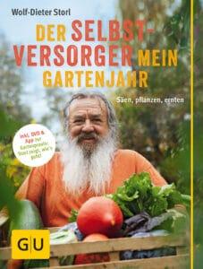 Der Selbstversorger: Mein Gartenjahr - Buch