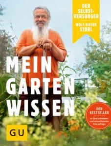 Der Selbstversorger: Mein Gartenwissen - Buch (Hardcover)