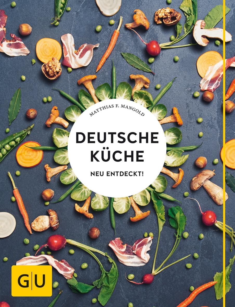 Deutsche Küche neu entdeckt! - Buch (Softcover)