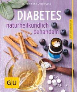 Diabetes naturheilkundlich behandeln - Buch (Softcover)