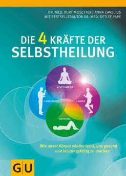 Die 4 Kräfte der Selbstheilung - Buch (Softcover)