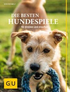 Die besten Hundespiele - Buch (Softcover)