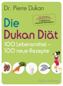 Die Dukan Diät - 100 Lebensmittel, 100 neue Rezepte - Buch (Softcover)