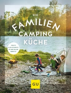 Die Familien-Campingküche - Buch (Softcover)