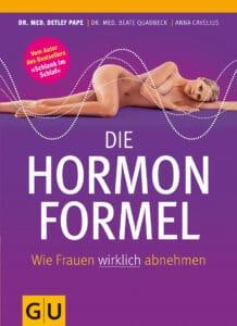 Die Hormonformel - Buch (Softcover)