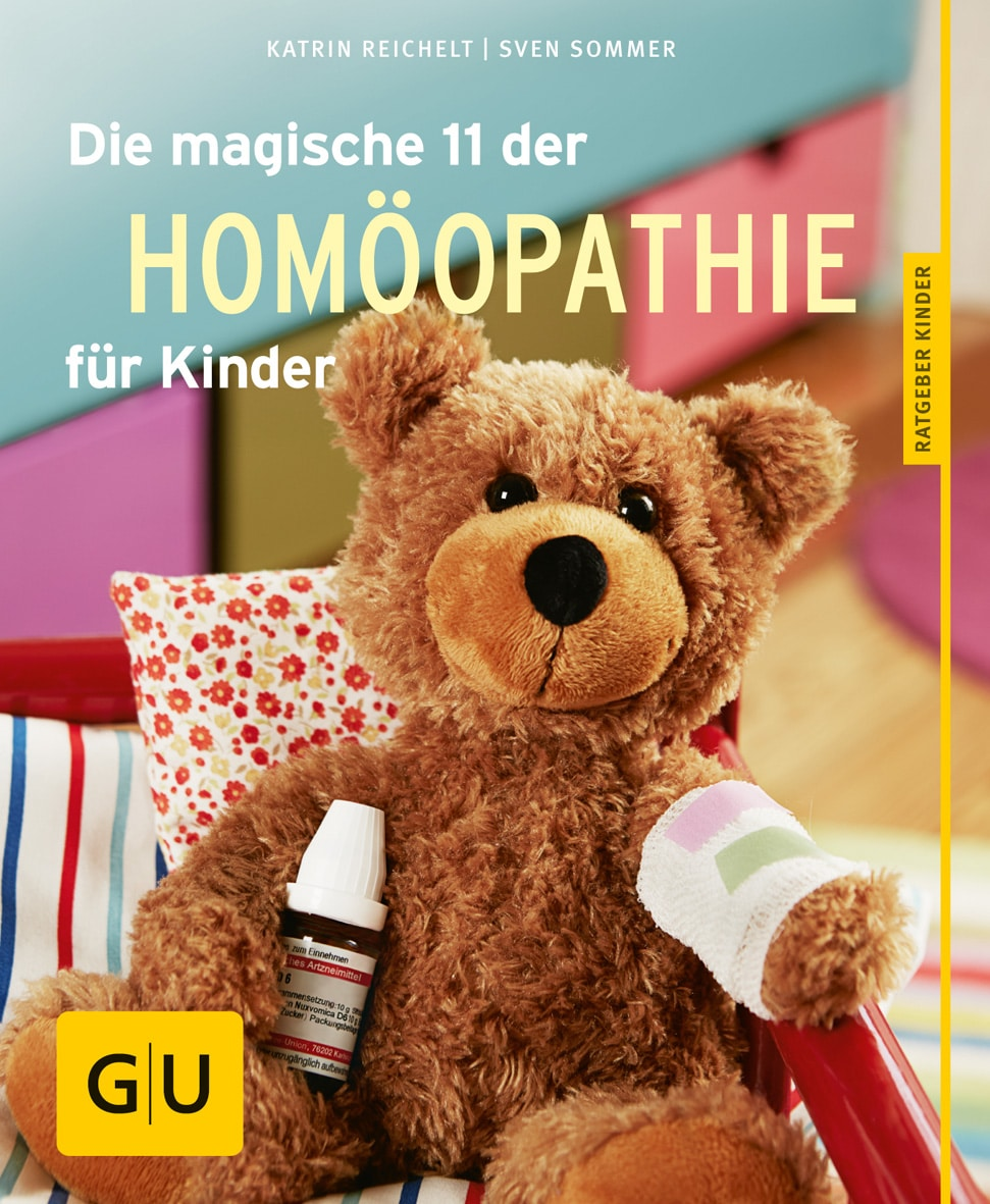 Die magische 11 der Homöopathie für Kinder - Buch (Softcover)