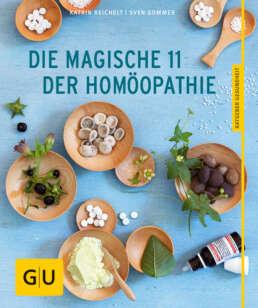 Die magische 11 der Homöopathie - Buch (Softcover)