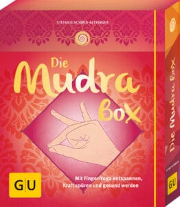 Die Mudrabox - Buch