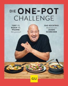 Die One-Pot-Challenge - Buch (Hardcover)