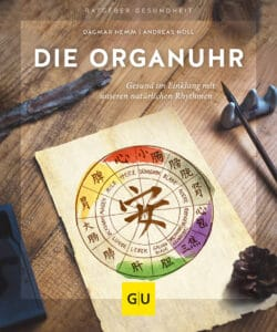 Die Organuhr - Buch (Softcover)