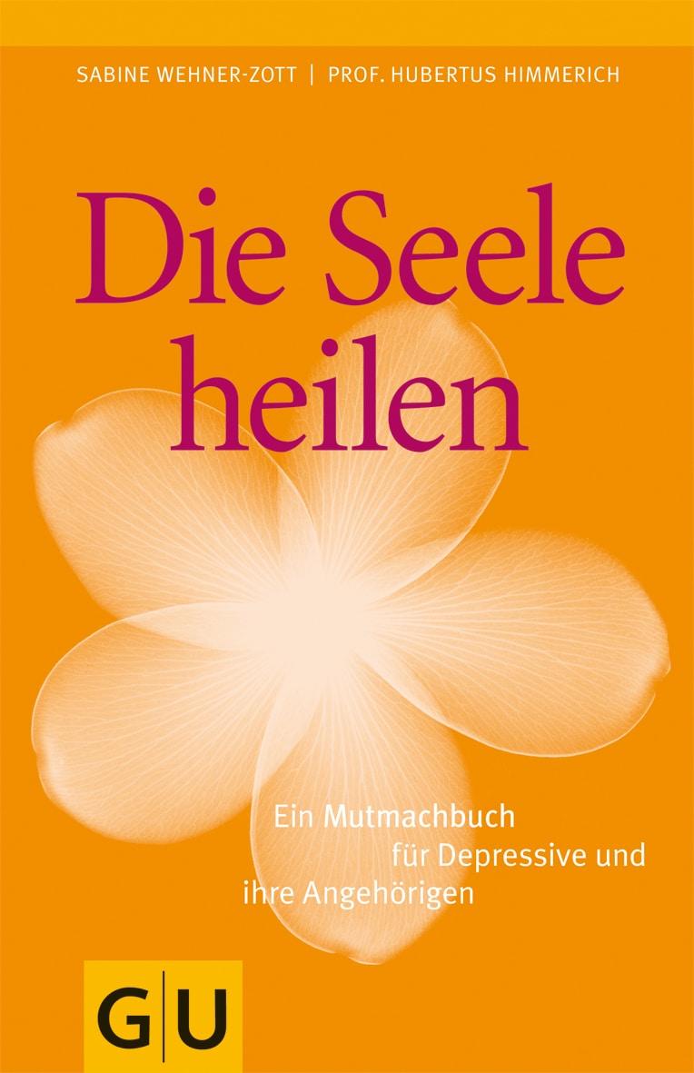 Die Seele heilen- Ein Mutmachbuch für Depressive und ihre Angehörigen - Buch (Softcover)
