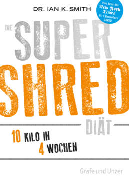 Die SUPER SHRED Diät - Buch (Softcover)