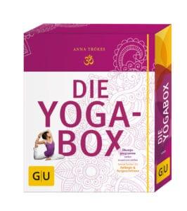 Die Yogabox - Buch