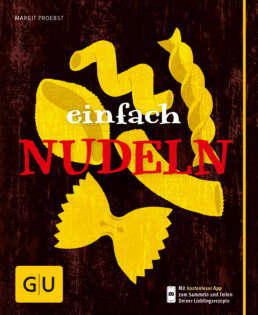 Einfach Nudeln - Buch (Softcover)