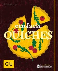 Einfach Quiches - Buch (Softcover)