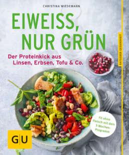 Eiweiß, nur grün - Buch (Softcover)