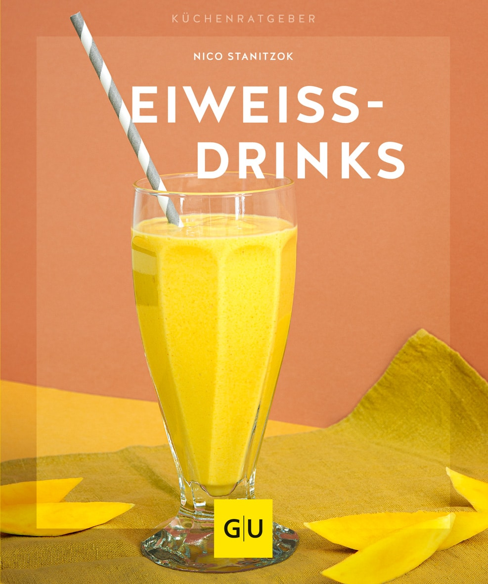 Eiweißdrinks - Buch (Softcover)