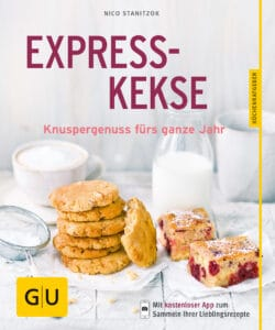 Expresskekse - Buch (Softcover)