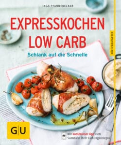 Expresskochen Low Carb - Buch (Softcover)