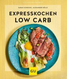 Expresskochen Low Carb - E-Book (ePub)
