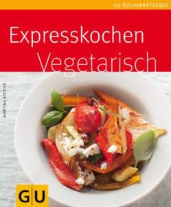 Expresskochen vegetarisch - Buch (Softcover)