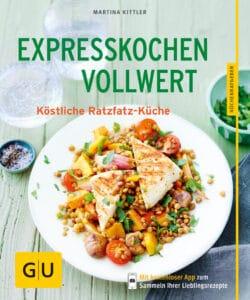 Expresskochen Vollwert - Buch (Softcover)