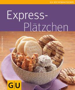Expressplätzchen - Buch (Softcover)