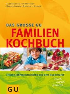 Familien-Kochbuch, Das große GU - Buch (Hardcover)