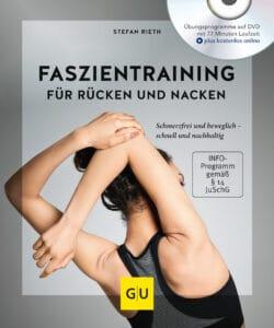 Faszientraining für Rücken und Nacken (mit DVD) - Buch